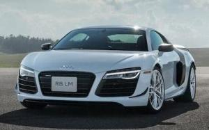 Audi R8 LM by Audi Exclusive 2015 года