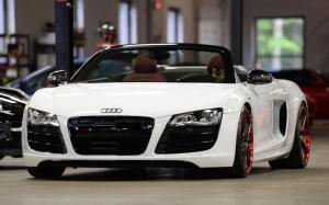 Audi R8 V10 Spyder by Eurotech Motorsports on ADV.1 Wheels (ADV7TSCS) 2015 года