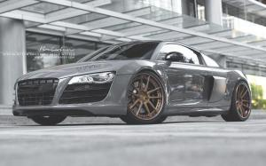 Audi R8 V10 by Wrap Workz 2015 года