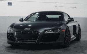 Audi R8 V10 on ADV.1 Wheels (ADV10RMV2CS) 2015 года