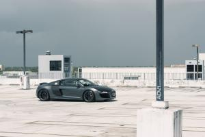 Audi R8 V10 on ADV.1 Wheels (ADV5.0TSSL) 2015 года