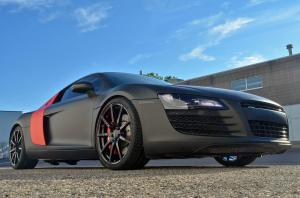2015 Audi R8 by ZR Auto on TSW Wheels
