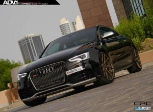 Audi RS4 Avant by Composites & Performance Central on ADV.1 Wheels (ADV5.0 Track Spec SL)