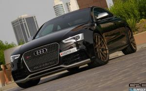 Audi RS4 Avant by Composites & Performance Central on ADV.1 Wheels (ADV5.0 Track Spec SL) 2015 года