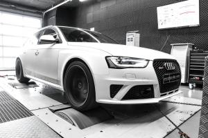 Audi RS4 Avant by Mcchip-DKR 2015 года