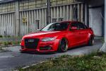 Audi RS4 Sedan by Best Performance Poland on ADV.1 Wheels (ADV5.0TFCS) 2015 года