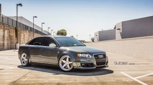 Audi RS4 Sedan by TAG Motorsports on ADV.1 Wheels (ADV5TF)