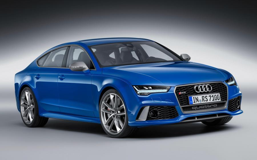 Audi RS7 Sportback Performance (WW) '2015 - 19