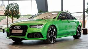 Audi RS7 Sportback by Audi Exclusive 2015 года