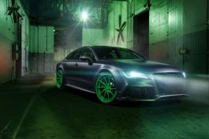 2015 Audi RS7 Sportback by Fish Espinel on ADV.1 Wheels (ADV10RTSCS)