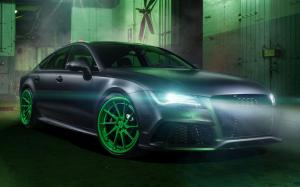 Audi RS7 Sportback by Fish Espinel on ADV.1 Wheels (ADV10RTSCS) 2015 года