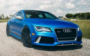 Audi RS7 Sportback by Prestige Imports on ADV.1 Wheels (ADV5.0 M.V2 CS) 2015 года