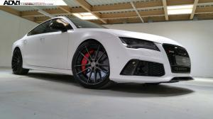 Audi RS7 Sportback by RS-Quattro on ADV.1 Wheels (ADV5.2MV2SL) 2015 года
