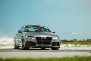 2015 Audi RS7 Sportback by RennSpec on ADV.1 Wheels (ADV50TSCS)