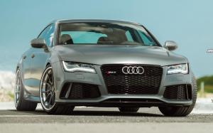 Audi RS7 Sportback by RennSpec on ADV.1 Wheels (ADV50TSCS) 2015 года