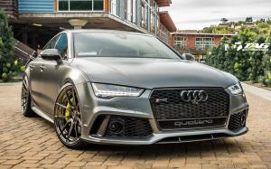 Audi RS7 Sportback by TAG Motorsports on ADV.1 Wheels (ADV5.0 MV2 CS) 2015 года