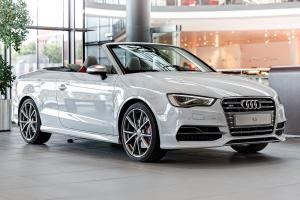 2015 Audi S3 Cabriolet by Audi Exclusive