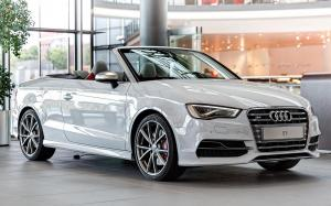 Audi S3 Cabriolet by Audi Exclusive 2015 года