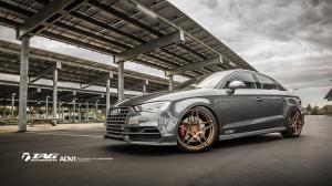Audi S3 by TAG Motorsports on ADV.1 Wheels (ADV05SMV1CS) 2015 года