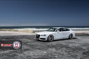 2015 Audi S7 Sportback by TAG Motorsports on HRE Wheels
