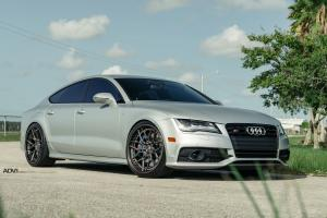 Audi S7 Sportback on ADV.1 Wheels (ADV7TSCS) 2015 года