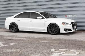 2015 Audi S8 by Pfaff Tuning on ADV.1 Wheels (ADV08TSSL)