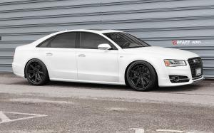 Audi S8 by Pfaff Tuning on ADV.1 Wheels (ADV08TSSL) 2015 года