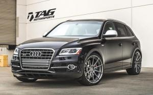 Audi SQ5 TDI by TAG Motorsports 2015 года
