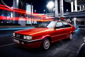Audi 80 by Carbon Motors 2016 года