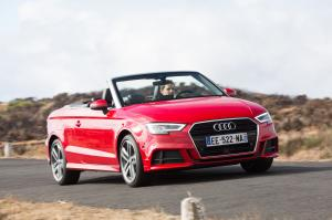 Audi A3 Cabriolet 2.0 TDI S-Line