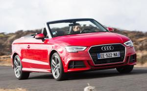 Audi A3 Cabriolet 2.0 TDI S-Line 2016 года