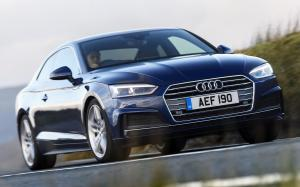 Audi A5 Coupe 2.0 TDI S-Line 2016 года (UK)