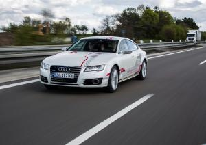 2016 Audi A7 Sportback Piloted Driving Concept