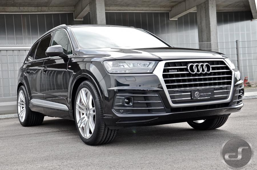 Audi Q7 TDI Quattro by DS and Hamann