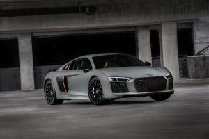 2016 Audi R8 V10 Plus Exclusive Edition
