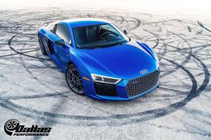 Audi R8 V10 Plus by Dallas Performance 2016 года
