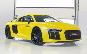 Audi R8 V10 Plus by Fostla.de 2016 года