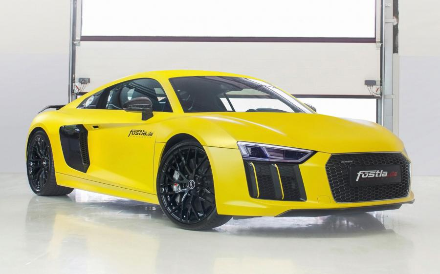 2016 Audi R8 V10 Plus by Fostla.de