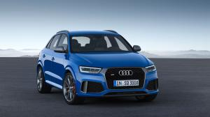 Audi RS Q3 Performance 2016 года