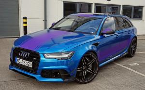 Audi RS6 Avant 1 of 12 by ABT 2016 года