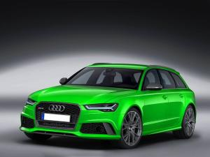 2016 Audi RS6 Avant by Alpha-N Performance