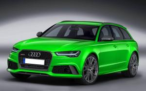 Audi RS6 Avant by Alpha-N Performance 2016 года