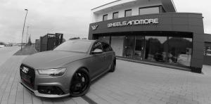 2016 Audi RS6 Avant by Wheelsandmore