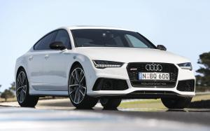 Audi RS7 Sportback Performance 2016 года (AU)