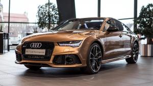 Audi RS7 Sportback by Elite Motors 2016 года