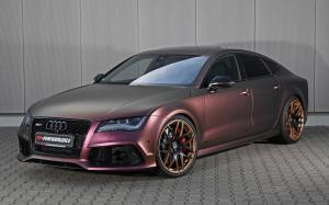 Audi RS7 Sportback by PP-Performance 2016 года