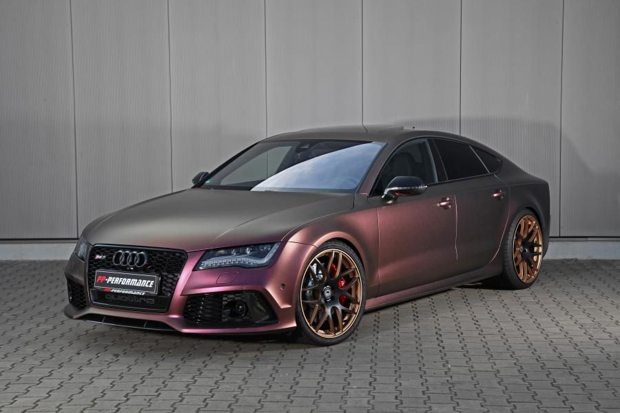 Audi RS7 Sportback by PP-Performance