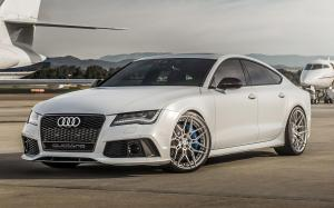 Audi RS7 Sportback by TAG Motorsports on ADV.1 Wheels (ADV7MV2CS) 2016 года
