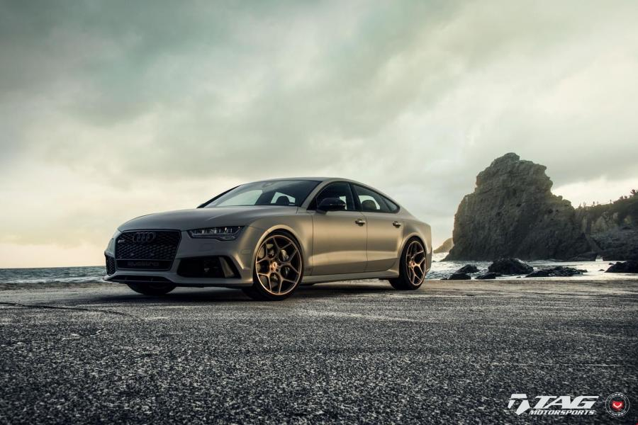 Audi RS7 Sportback by TAG Motorsports on Vossen Wheels (CG-205)
