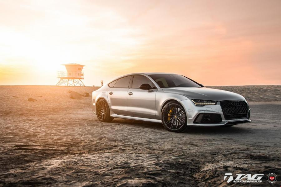 Audi RS7 Sportback by TAG Motorsports on Vossen Wheels (VPS-307)